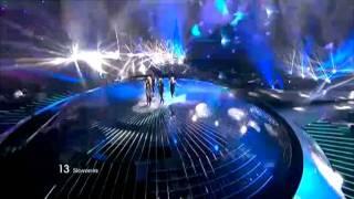 Eurovision 2011 - SLOVENIA | Maja Keuc - No One (2nd Semi Final)