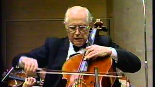 Haydn Cello Concerto No. 1 in C major I. Moderato, Cello: Rostropovich