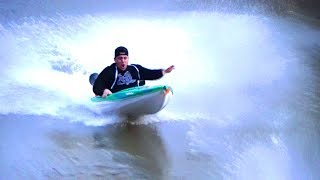Worlds Fastest TINY Boat EVER!!