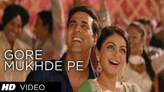 Special 26 Gore Mukhde Pe Full HD Video Song   Akshay
