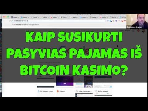 Užsidirbti pinigų su mumis internetu