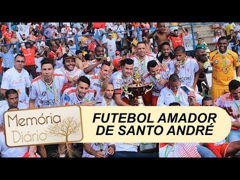 A festa do futebol amador de Santo André