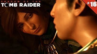 Shadow of the Tomb Raider - Ep 16 - Lara, Agent 47 - Let's Play FR HD