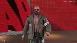 WWE 2K19 | Antonio Cesaro (Old Entrance)