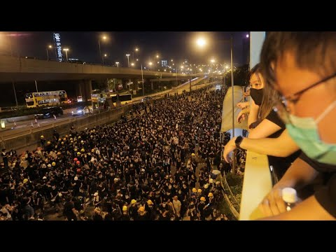 Hong Kong sees seventh week of demonstrations