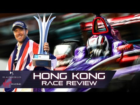 Action-Packed Hong Kong E-Prix Weekend! (Race Review)
