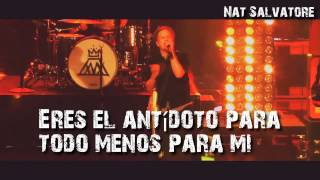 Fall Out Boy - My Songs Know What You Did In The Dark (Light 'Em Up) [Traducida Al Español]