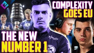 CSGO K0nfig and Poizon to Complexity, Windigo to be DONE, Evil Geniuses #1 StarSeries Win
