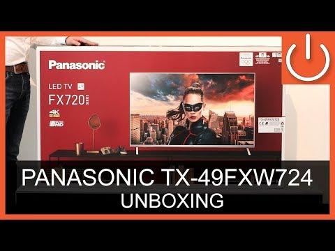 Panasonic TX-49FXW724 - Thomas Electronic Online Shop - TX49FXW724 – FXW724-Serie