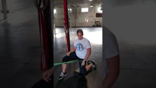 Anterior Hip Opener With Internal Rotation