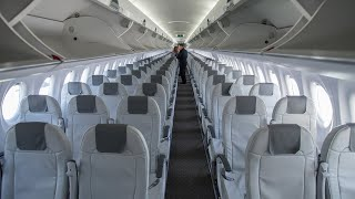 Are Airlines Putting Seats Too Close to Each Other?