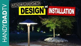 Landscape Lighting Design And Installation