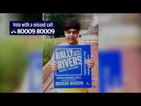 Fashion Photographer Amit Khanna Rallies for Rivers