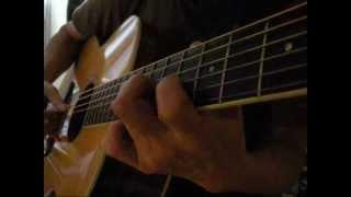 "Acoustic Guitar Solo "" やさしさに包まれたなら"""
