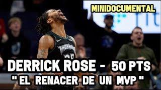 Derrick Rose 50 PTS -