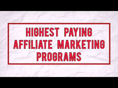 Best Affiliate Marketing Programs with HIGHEST COMMISSION | Earn money without YouTube Monetization