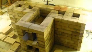 Building Koznetsov's Stove