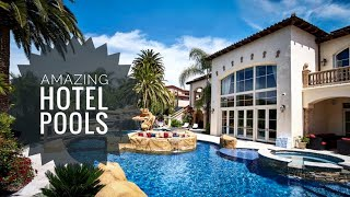 Top 10 Luxury Pools That Are Next Level: New Technology [2020]