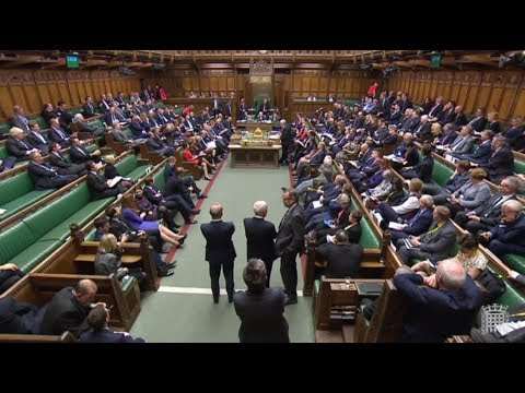 Brexit: MPs Hold Emergency Debate On Meaningful Vote – Watch Live Mp3