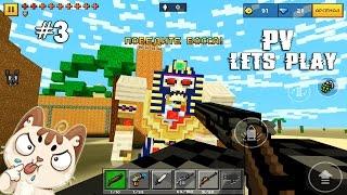 Pixel Gun 3D - Назад к Боссам (3 серия)