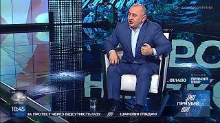 Росія зосереджує наступальні підрозділи на кордоні з Україною - Матіос