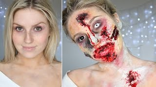 Disgusting Decaying Zombie SFX Tutorial ♡ Rotting Flesh