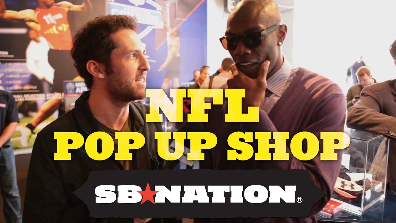 Terrell Owens' NFL Shopping Spree thumbnail