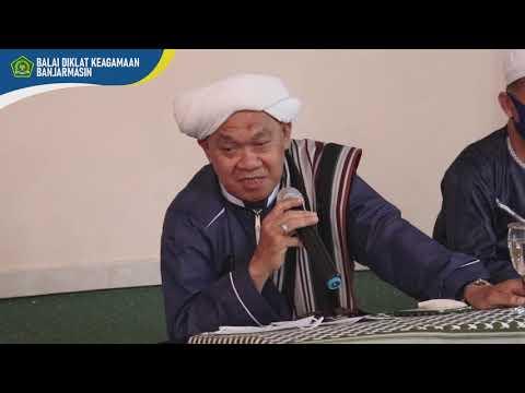 Peringatan Maulid Nabi Muhammad SAW - Balai Diklat Keagamaan Banjarmasin