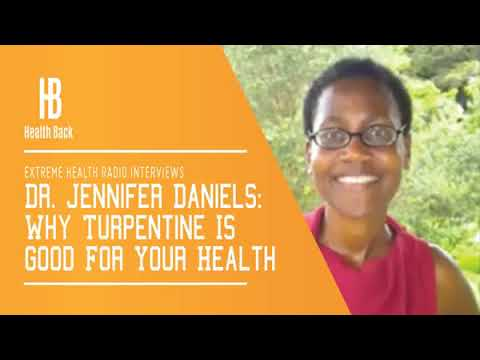 Sofia Smallstorm Interviews Jennifer Daniels on Turpentine