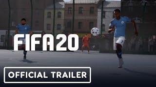 FIFA 20: Official Reveal Trailer ft. VOLTA Football - E3 2019