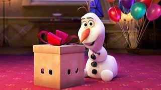 Its Olafs Birthday! - At Home With Olaf (New Frozen, 2020)