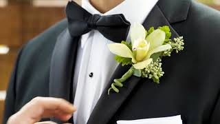 Belle Fiori Presents How to Pin a Perfect Boutonniere