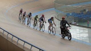 Всероссийские соревнования - открытый чемпионат и первенство Омской области по велоспорту-трек