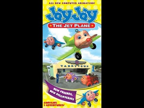 opening to jay jay the jet plane new friends new discoveries