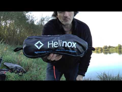 Helinox Outdoor Chair  Stuhl Review Vorstellung