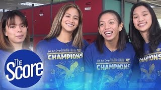 Lady Eagles, THE Queens Of UAAP Volleyball | The Score