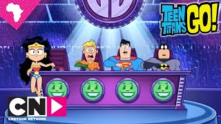 Teen Titans Go! | Audition | Cartoon Network Africa