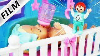 Playmobil Film Deutsch | EMMA IN BABY BORN SURPRISE WELT   Was Ist Das Für Ein Baby? | Familie Vogel