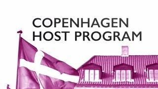 Copenhagen Host Program (short) | Get help from danish mentor | Culture and Career host | Denmark