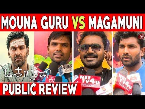 மௌனகுரு அளவுக்கு இல்லை | Magamuni Public Review | #Nettv4u