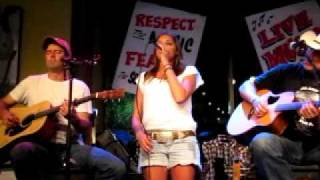 Rain On A Tin Roof - Lindsey Cardinale with Trent Willmon