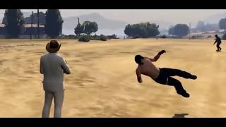 SI TE RIES PIERDES (NIVEL GTA 5) - VIDEOS RANDOM (GTA V) #2