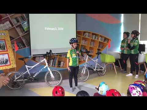 新開國小自行車壯遊成年禮的圖片影音連結