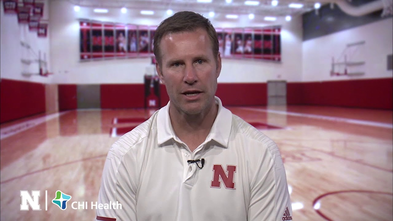 Fred Hoiberg, Nebraska Men's Basketball Head Coach