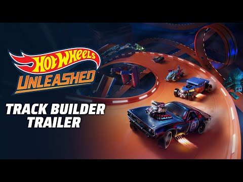 Hot Wheels Unleashed Track Builder Trailer de Hot Wheels Unleashed