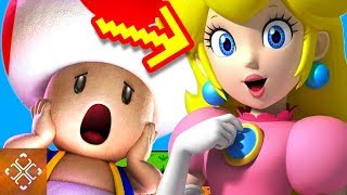 10 Unresolved Mysteries And Plot Holes Mario Games Left Hanging