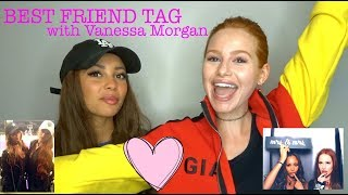 Download Youtube: BFF TAG w VANESSA MORGAN (Toni Topaz) | Madelaine Petsch