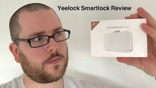 Yeelock Review - Das smarte Schubladenschloss #SmartHomeFernOst