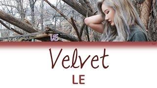 EXID - Velvet (LE Solo)