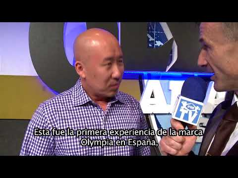 Interview Robin Chang. Mr.Olympia Promotor